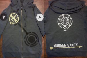 Hunger Games Jacket Prototype by SikkPup