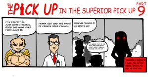 The Pick Up in the superior pick part 9 by RWhitney75