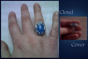 Cloud Cover Ring by razzigyrl