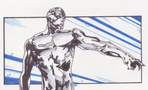 Silver Surfer by spyder8108