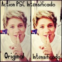 Action PSC Intensificado. by EBELULAEDITIONS