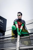 Robin - Tim Drake 2 by Red-Space-Ranger
