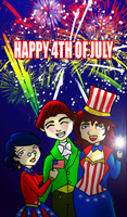 Happy 4th of July by Eridanis-Requiem