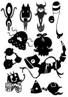 Robots by Steph1254