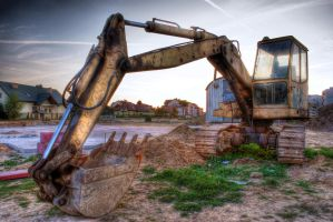 Excavator by mysterious-one