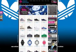 Front Runner BG Adidas by Exquision