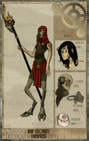 Emphest Character Application - Ashe Crowly by Rhavencroft