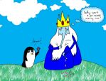 Sad Ice King by angelicbutterfly789