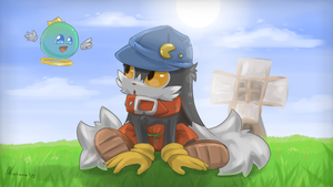 Klonoa: Door to Phantomile1 by Akusuru