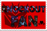 Knockout fan-made stamp by Playstation-Jedi