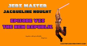 Jedi Master Jacqueline Nought by Lootra
