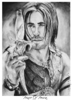Prince Of Persia by psichodelicfruit