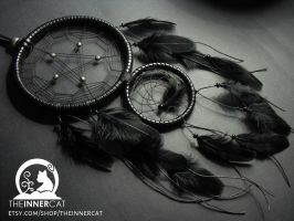 The Pentacle Dream Catcher #3 Revamped by TheInnerCat