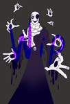 (WIP) Gaster by HystericalRT