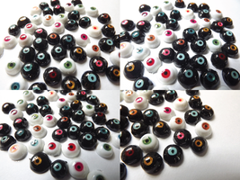 Handmade Eyes by vonBorowsky