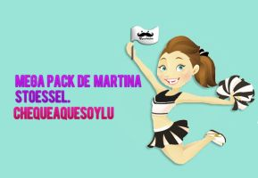 Mega Pack De Martina Stoessel :3 by ChequeaQueSoyLu
