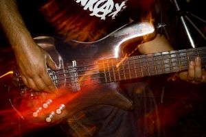 bass strings by paoly81