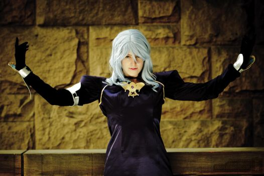 Caster Fanime 2011 1 by cosplayshots