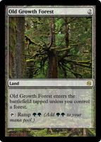 Old Growth Forest by MTGEmperor