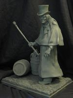 Mr Hyde Finished1 by Blairsculpture
