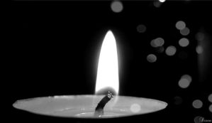 Candle. by Diannnaa