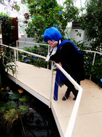 kaito - Vocaloid by SuiTania