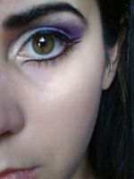 Purple 2 by AgoraMAKEUPArtist