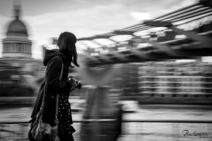 The London Photo Walker by LastingLine