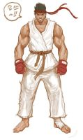 recentdrawing RYU by jasson78