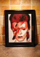 David Bowie Hama by durpface0