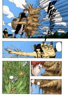 Naruto Manga Color by crazzehtimmeh