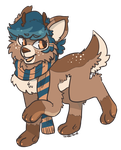 Clove : Adoptable Canine Auction CLOSED by Corelle-Vairel