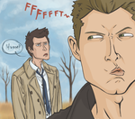 SPN: Competition by sparkyHERO