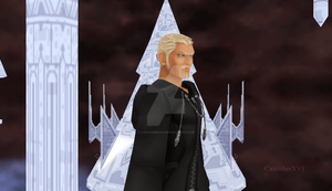 MMD Luxord DL by CaxceberXVI