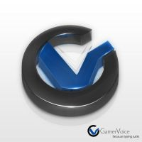 GamerVoice Logo by El3ment4l