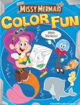 Little Missy Mermaid Coloring Book by MyPetDinosaur