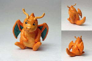 PKMN: Dragonite by yingmakes