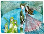 Peter and Wendy by ball-jointed-Alice