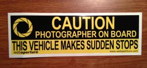 My new bumper sticker! by ShannonCPhotography