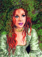 ATC Laure by WitchiArt