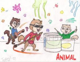 21. Animal by Turtlegirl5