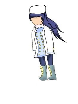 Winter Outfit Design by Msdragongirl999