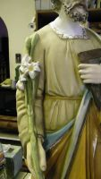 Restored St. Joseph Tunic by badgersoph