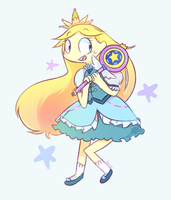 Star vs. The Forces of Evil by Milkii-Ways