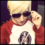 Dave Strider Cosplay by jhgmz