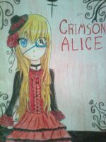 Crimson Alice by Kuroneko24Fee