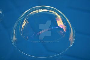 Water Bubble by EyeInFocus