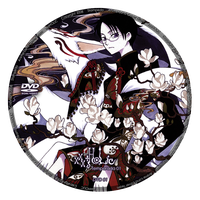 xxxHolic DVD cover Label by cromossomae