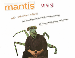 Mantis Man by oblivion-of-sanity