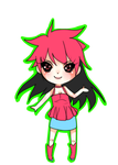 Rinny Chibi by CaptainKaddy